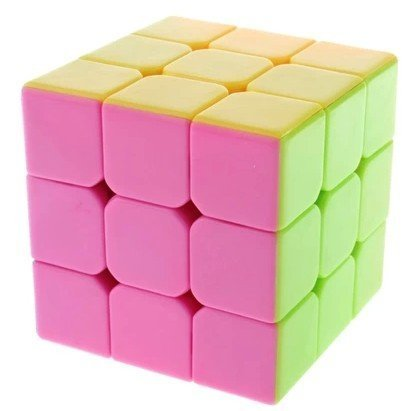 MoYu-YJ-Stickerless-Yulong-Plus-3x3x3-Speed-Cube-Puzzle-Small-High-Bright-Pink