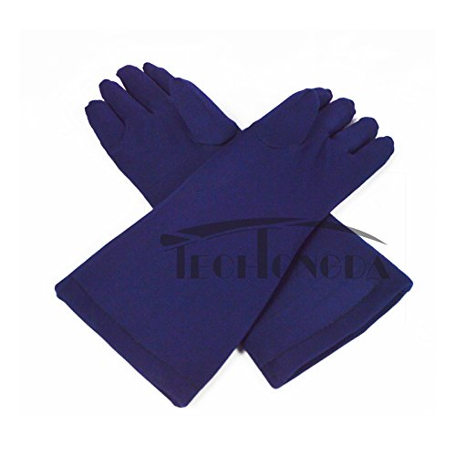 X-ray Protective, Radiation Safety Leaded Gloves for X-Ray MRI CT Radiation Protection 0.35mmpb by Techtongda X-ray