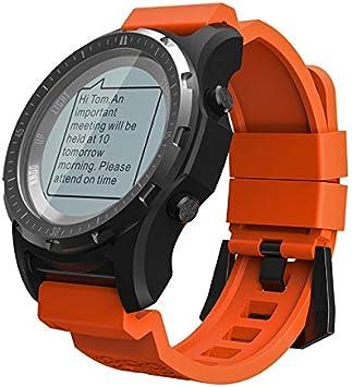 JIA Relojes para Hombre Bluetooth Deportes al Aire Libre Smart ...