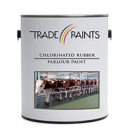 Pintura para suelo y pared de hormigón con leche, lácteos y cemento para caseta de