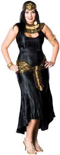 Secret Wishes Women's Cleopatra Plus Size Costume, Multicolor, Plus ()