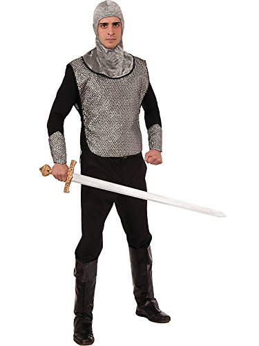 [Medieval Knight Tabard Costume Kit] (Royal Guards Costume)