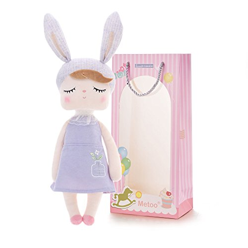 Me Too Angela Baby Dolls Bunny Plush Rabbit Toys 13