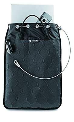 Pacsafe Travelsafe GII Portable Safe, Charcoal by Outpac Designes, Inc.- PACSAFE
