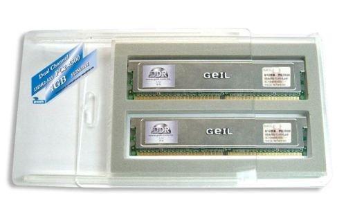 GeIL DDR2 Value Series - 1GB(2x512MB) PC5300 667MHz Dual Channel Kit