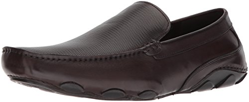 Kenneth Cole REACTION Men's Toast Driver Loafer, Brown, 10 M (Kenneth Cole Reaction Drivers)
