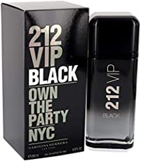 44e24e6b5e 212 VIP Black Carolina Herrera cologne - a new fragrance for men 2017