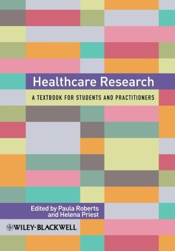 Healthcare Research: A Handbook for Students and Practitioners (1st First Edition) [Paperback] pdf epub