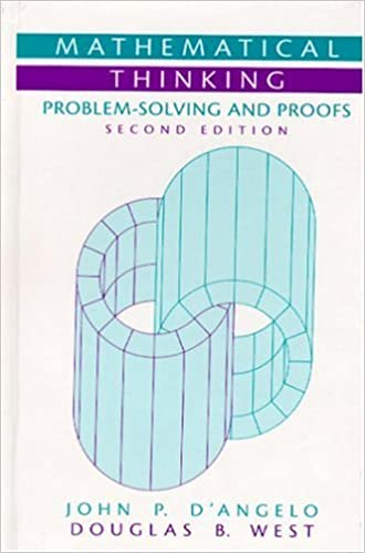 Mathematical Thinking Problem Solving And Proofs 2nd
