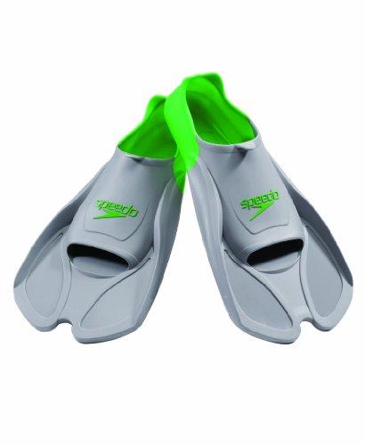 Speedo Biofuse Swim Training Fins, Multi Color, - Fins Small Swim