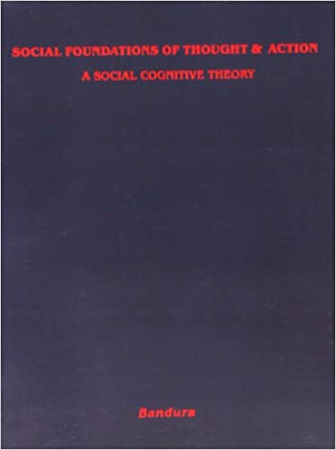 Social foundations of thought and action a social cognitive social foundations of thought and action a social cognitive theory prentice hall series in social learning theory amazon albert bandura fandeluxe Gallery
