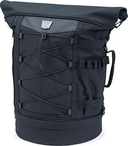 Buy motorcycle sissy bar bag with velcro