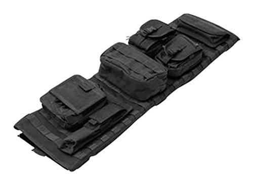 Smittybilt 5666001 GEAR Black Overhead Console