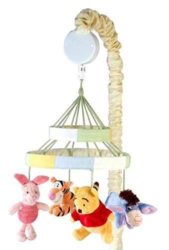 Pooh Musical Mobile (Winnie The Pooh Mobile)