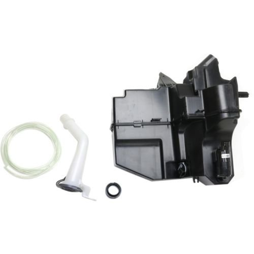 Perfect Fit Group REPN370532 - Altima / Maxima Windshield Washer Tank, Assy, W/ Pump, Inlet, Cap, And Sensor, W/O Navigation Sys, Sedan by Perfect Fit Group