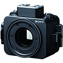 Sony MPKHSR1 RX0 Underwater Camera Housing, Black