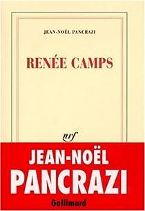 Renée Camps par Pancrazi