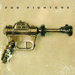 Original album cover of Foo Fighters by Foo Fighters