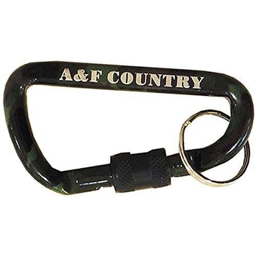 A&F All-purpose Carabiner L With lock WL
