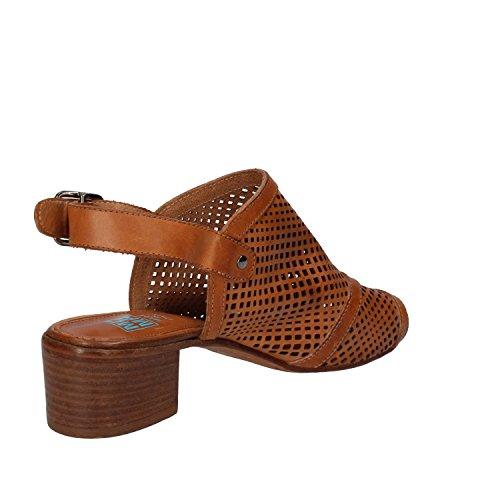 Chaussures femme femme Chaussures MOMA MOMA à brides brides Marron à OE6qwv5x