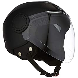 Studds Urban Open Face Helmet (White, L)