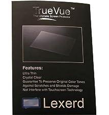 Lexerd - Gizmondo Silver TrueVue Crystal Clear Screen Protector
