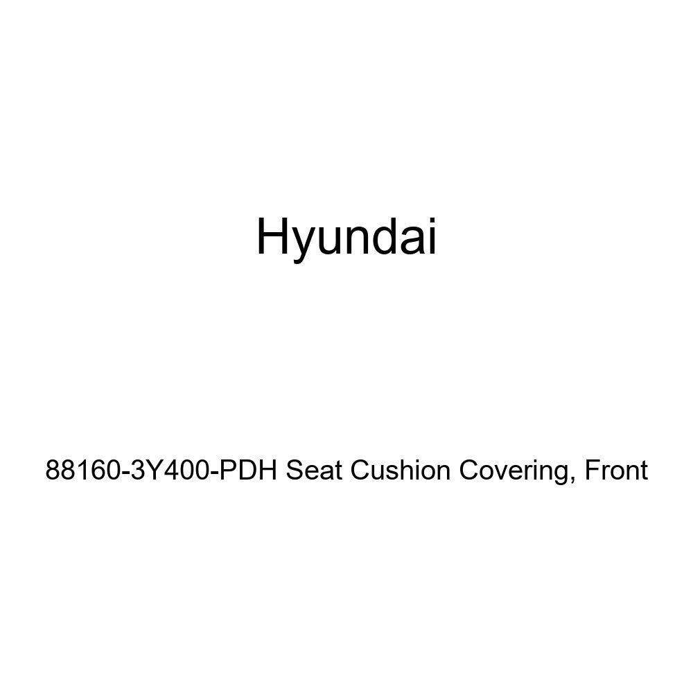 Genuine Hyundai 88160-3Y400-PDH Seat Cushion Covering Front