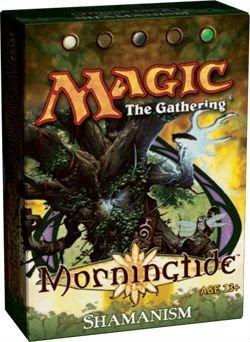 Magic the Gathering: MTG Lorwyn: Morningtide Theme Deck ...