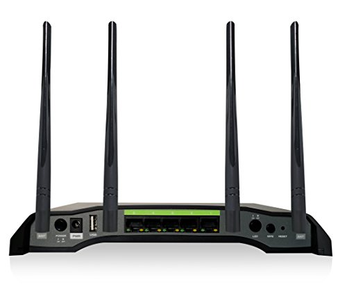 Amped Wireless TITAN-EX, High Power AC1900 Wi-Fi Range Extender (RE1900A) by Amped Wireless (Image #4)