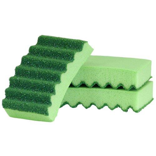 Lysol Heavy-Duty Durable Scrub Sponges, 3-Pack