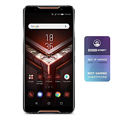 "ASUS ZS600KL-S845-8G128G ROG Gaming Smartphone 6"" FHD+ 2160x1080 90Hz Display - Qualcomm SD 845 - 8GB RAM/128GB Storage - LTE Unlocked Dual SIM (GSM Only), Black - 4032969 , B07GS272K7 , 454_B07GS272K7 , 901.99 , ASUS-ZS600KL-S845-8G128G-ROG-Gaming-Smartphone-6-FHD-2160x1080-90Hz-Display-Qualcomm-SD-845-8GB-RAM-128GB-Storage-LTE-Unlocked-Dual-SIM-GSM-Only-Black-454_B07GS272K7 , usexpress.vn , ASUS ZS600KL-S845-"