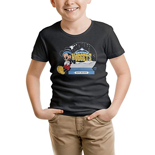 Dutte Lisa Short Sleeve Tees O-Neck T-Shirt Cotton for Kid