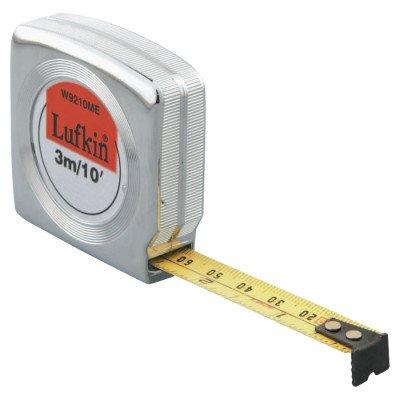 Tape Mezurall Measure Lufkin - White Clad Meg 3m-10-1 Each