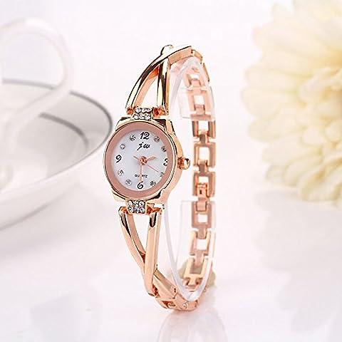 Fabulous 2016 hot women watches Bracelet Watch Quartz OL Ladies Alloy Watch bayan kol saati ladies watch relojes mujer (Reloj De Mujer Watches Invicta)