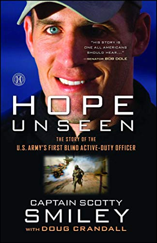 Hope Unseen: The Story of the U.S. Army's First Blind Active-Duty - Pull Rooster Facing