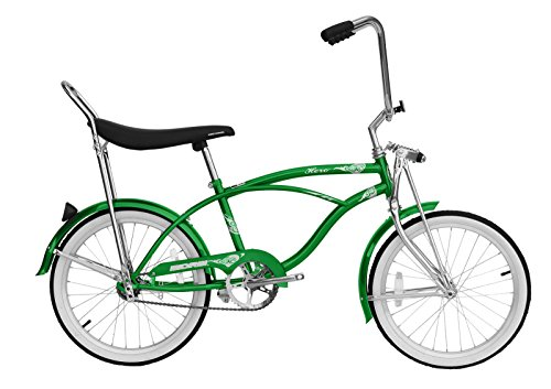 "Micargi Hero 20"" Boys Kids Low Rider Beach Cruiser Bicycle G"