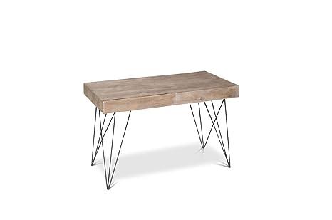 Scrivania In Legno Chiaro : Pib scrivanie scrivania tv zurich in stile nordico legno