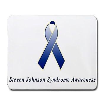 Steven Johnson síndrome conciencia Ribbon alfombrilla de ratón ...