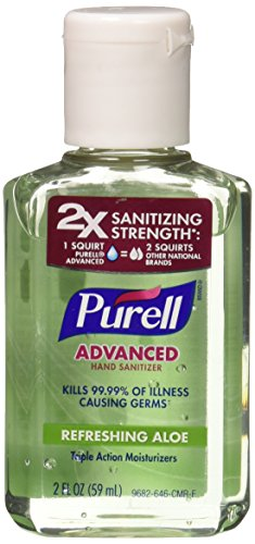 Purell Hand Sanitizer Aloe Pack