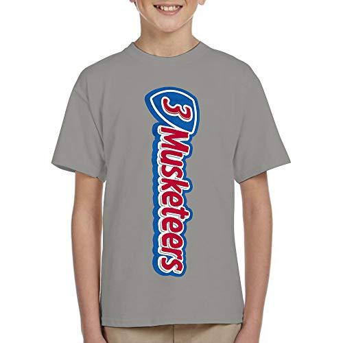 3 Chocolate Bar Musketeers Sweet Candy Costume Customized Handmade T-Shirt Hoodie/Long Sleeve/Tank -