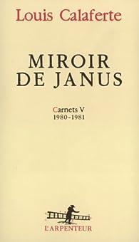 Miroir de Janus par Louis Calaferte