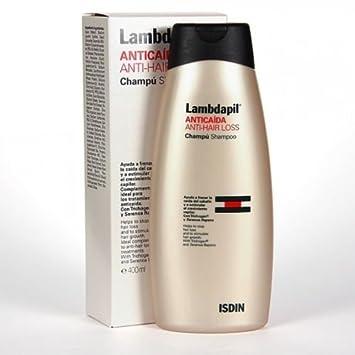 ISDIN Lambdapil Anti Hair Loss Shampoo 400ml