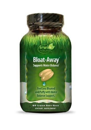 Bloat-Away, 60 Liquid Soft-Gels by Irwin Naturals