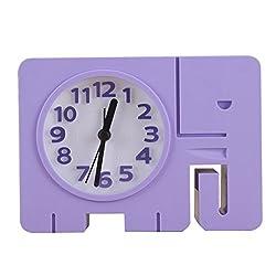 Enjoy Best Time Cool Home Cute Kids Alarm Clock-Unique Elephant Animals Clocks For Living Room