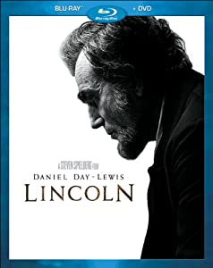 Cover Image for 'Lincoln (Two Disc Blu-ray Combo Pack)'
