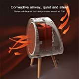 Portable Ceramic Space Heater, Energy Efficient