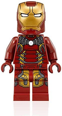 LEGO Super Heroes: Avengers: Infinity War MiniFigure - MK 43 Iron Man (Exclusive) 76105