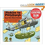 Judi Barrett, Ron Barrett'sPickles to Pittsburgh: The Sequel to Cloudy with a Chance of Meatballs [Hardcover](2010)