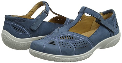 Merceditas Femmes River blue Pour Exf 105 Bleu Grace Hotter Ew0xqBnIpT