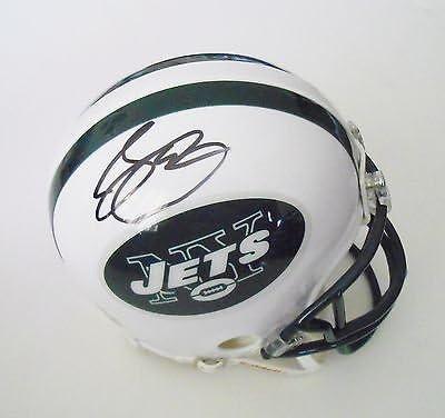 Amazon.com  Jace Amaro Signed New York Jets Football Mini Helmet w ... de01c028c